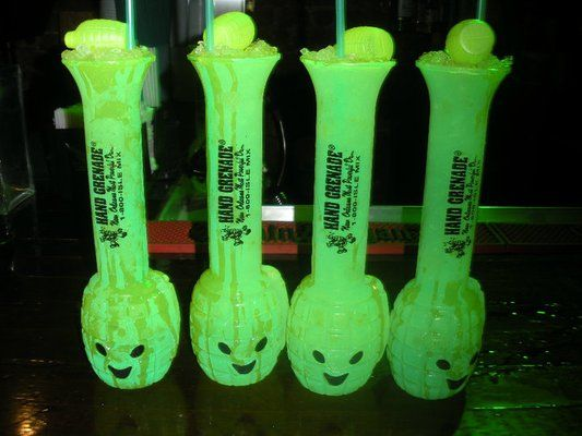 Hand Grenades Yelp Hand Grenade New Orleans Bars Grenade