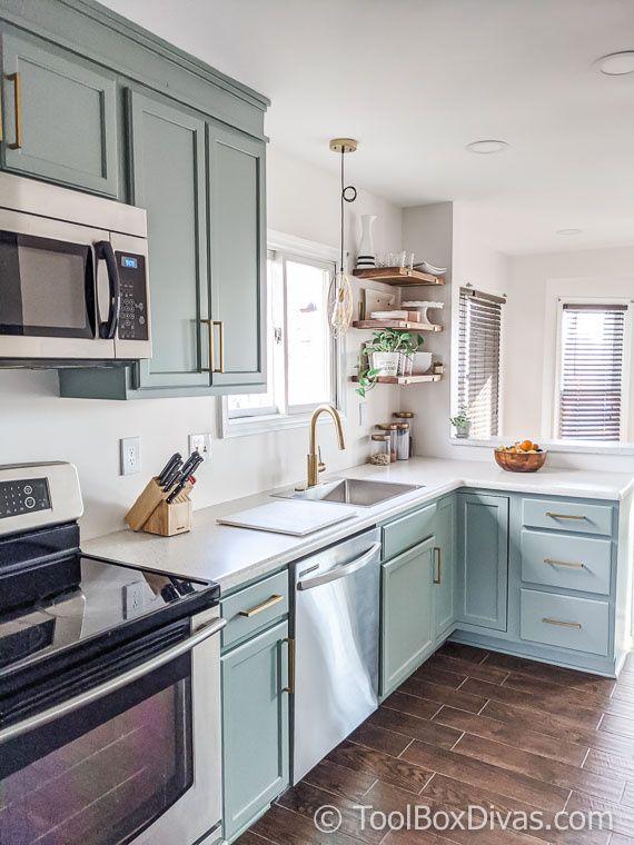 19 diy Kitchen decorating ideas