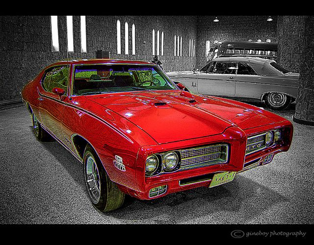 The Pontiac GTO is an automobile built by Pontiac Division