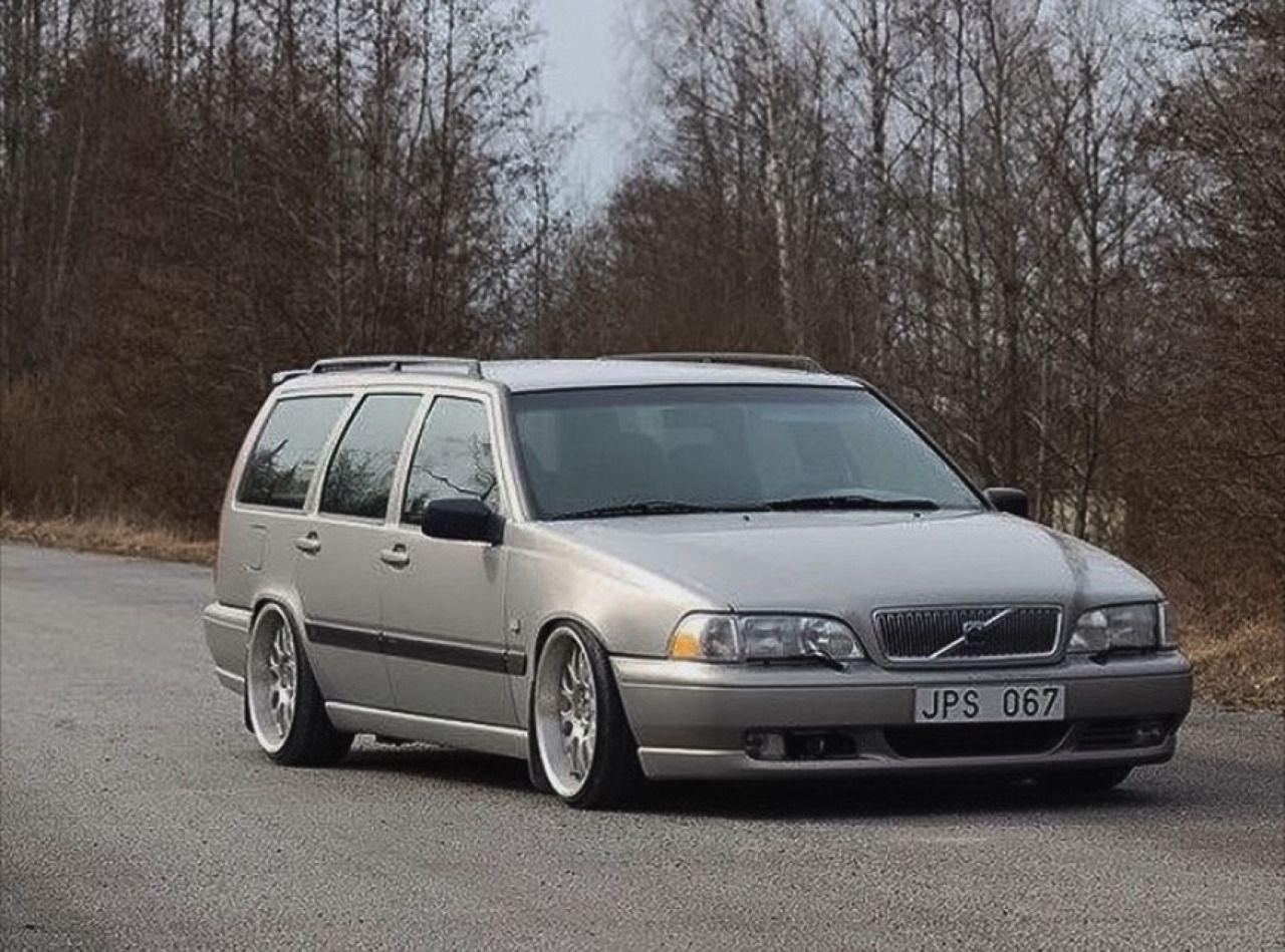 medium resolution of linus carlsson s slammed v70 volvo v70r volvo wagon