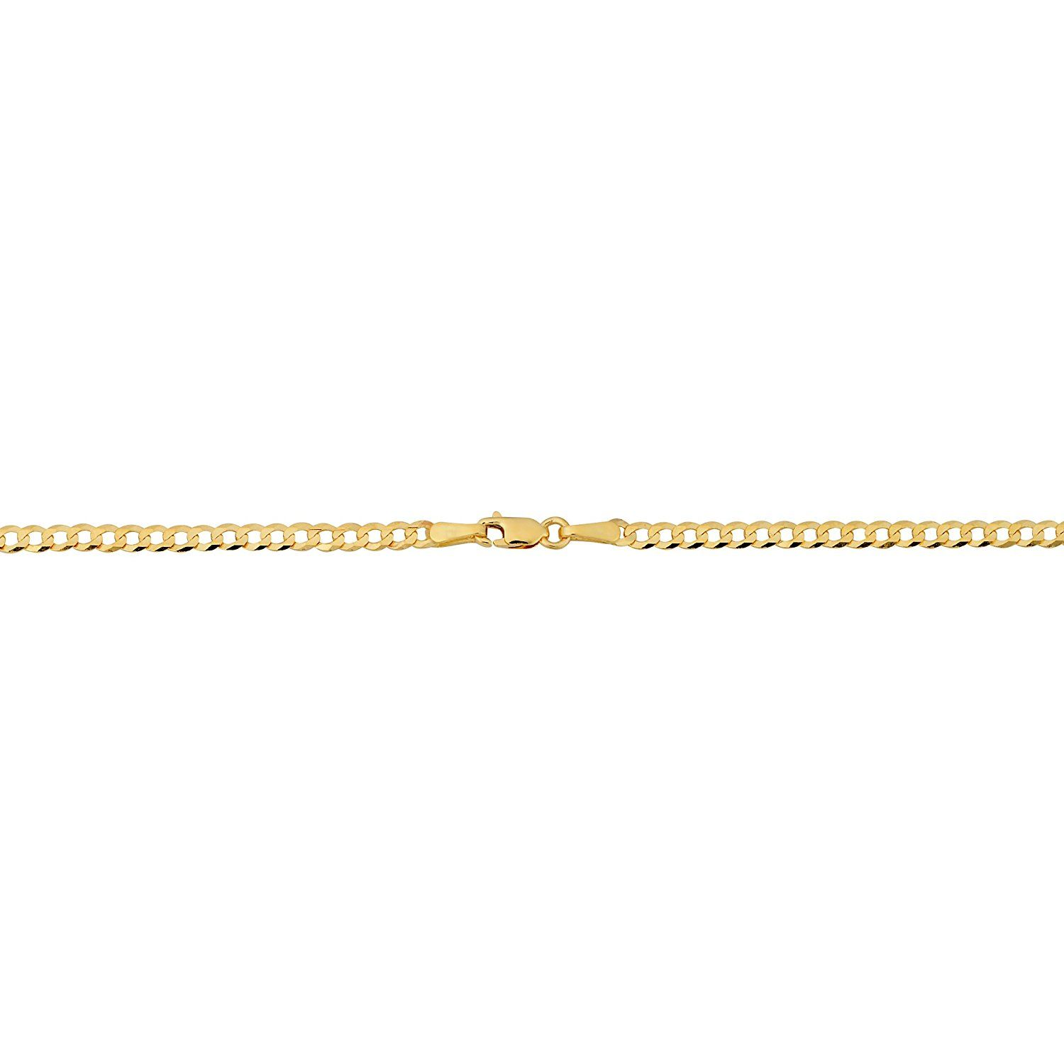 10k Yellow Gold 3mm High Polish Curb Link Anklet Details Can Be Found By Clicking On The Image This Is An Affiliate Link Bracelets Bracelets Women Anklets