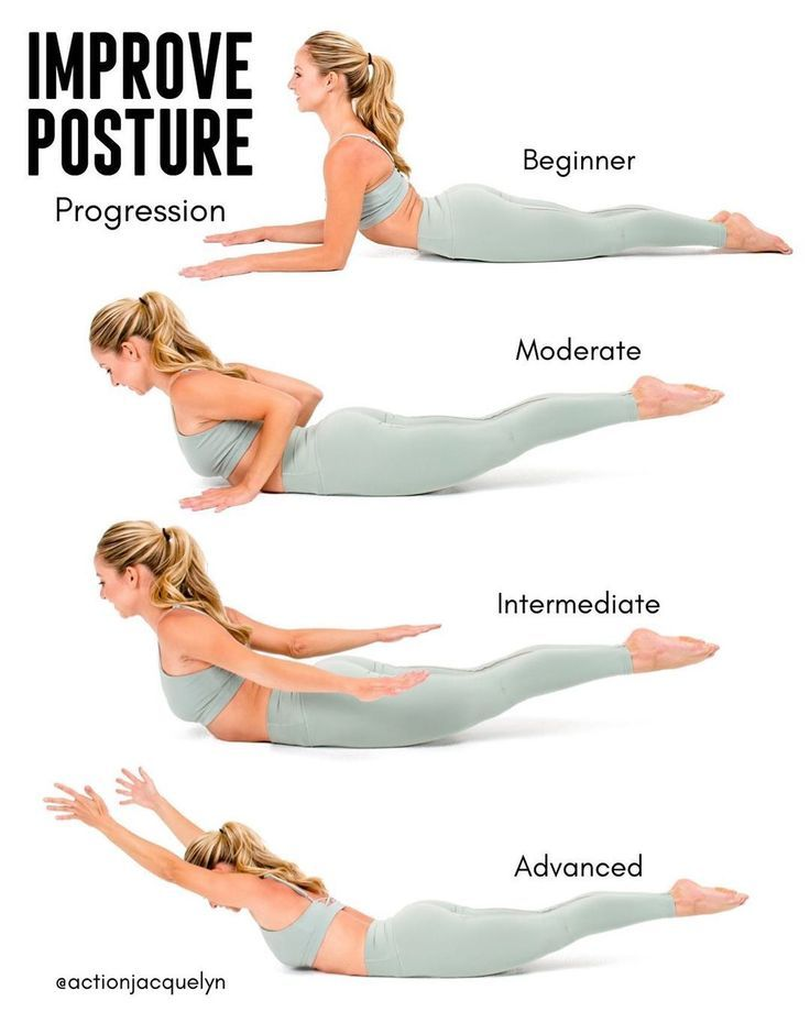 8 Yoga Poses To Strengthen Your Lower Back & Abs I