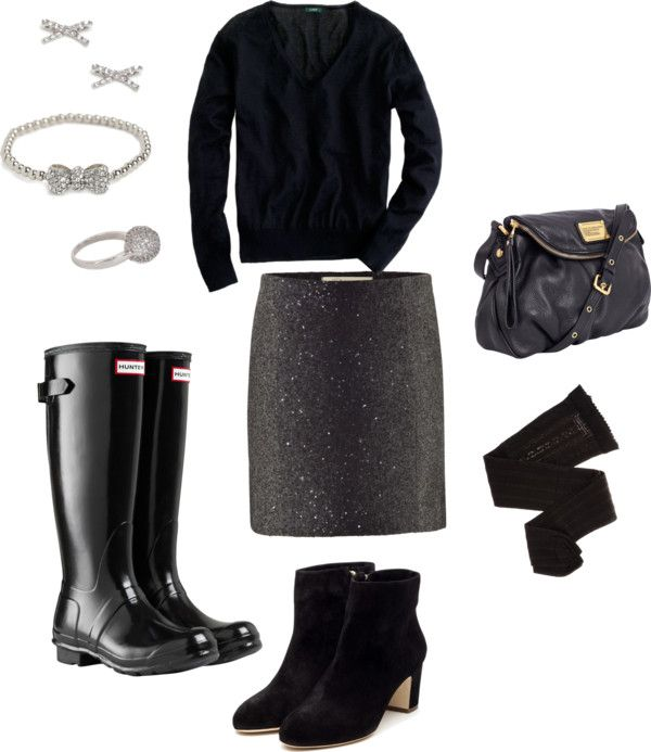 """Rainy day outfit"" by domlive on Polyvore"