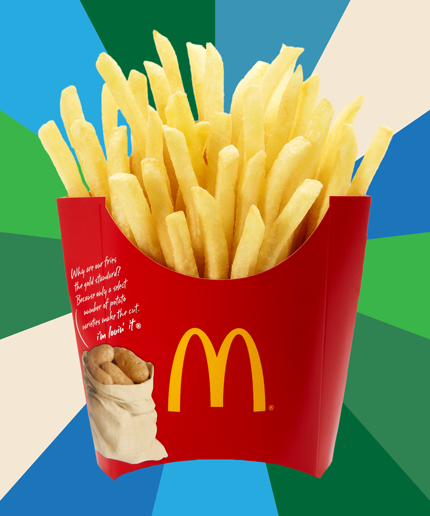 All You Can Eat French Fries Are Happening At This Restaurant Mcdonald French Fries Mcdonalds Fries French Fries At Home