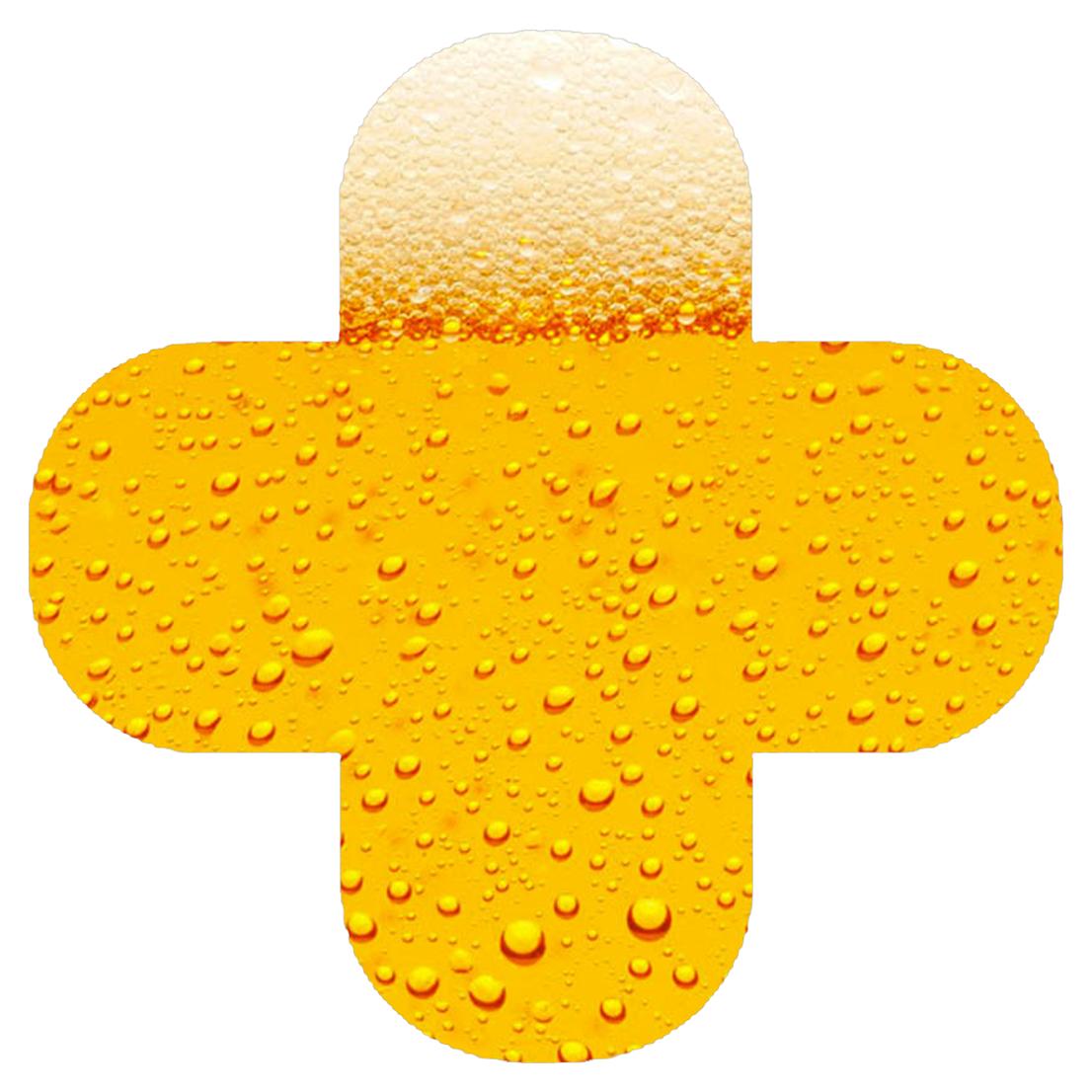 Montando minha festa: Cerveja - Rosa