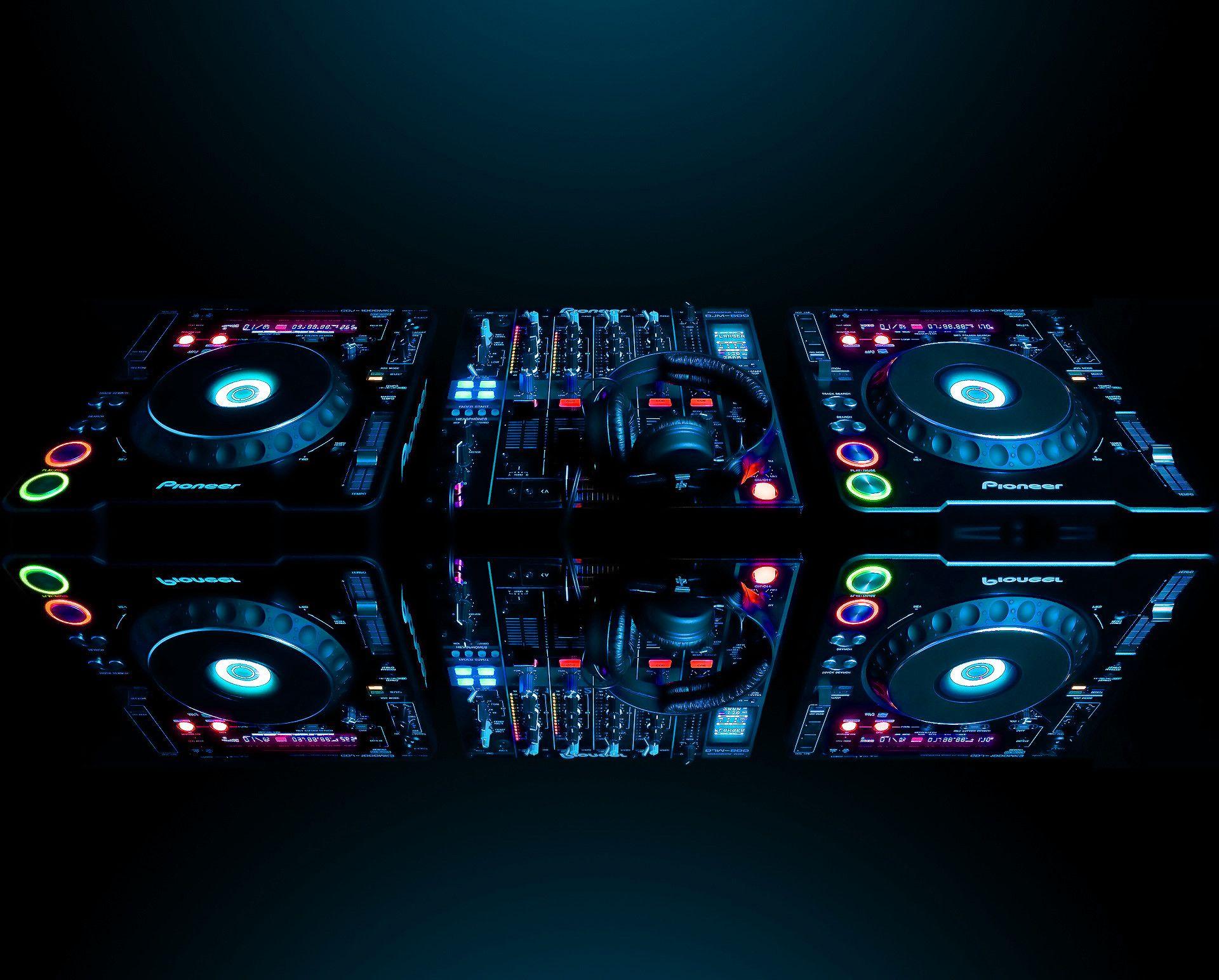 Res 1920x1544 Wallpaper Dj Turntable Scheme Wallpapers Hi Tech Download Wallpaper Dj Mixing Dj Music Wallpaper