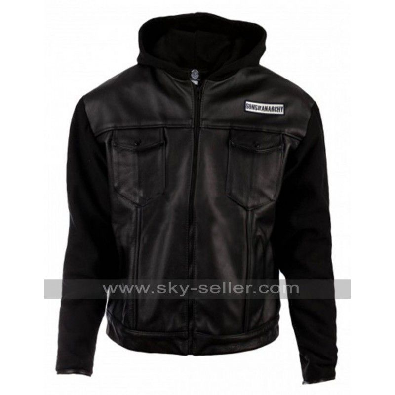Sons Of Anarchy Charlie Hunnam Hoodie Jacket Jackets Sons Of Anarchy Hoodie Hoodie Jacket
