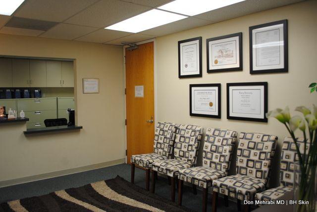 Waiting Room- Encino/Tarzana | BHSkin | Locations