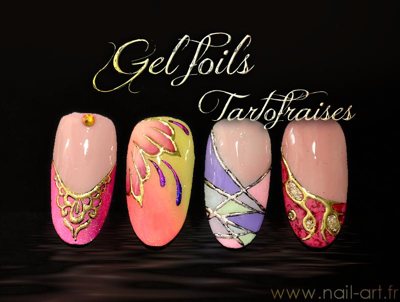 formation zhostovo gel foil jana | Never Enough Nail Art ...