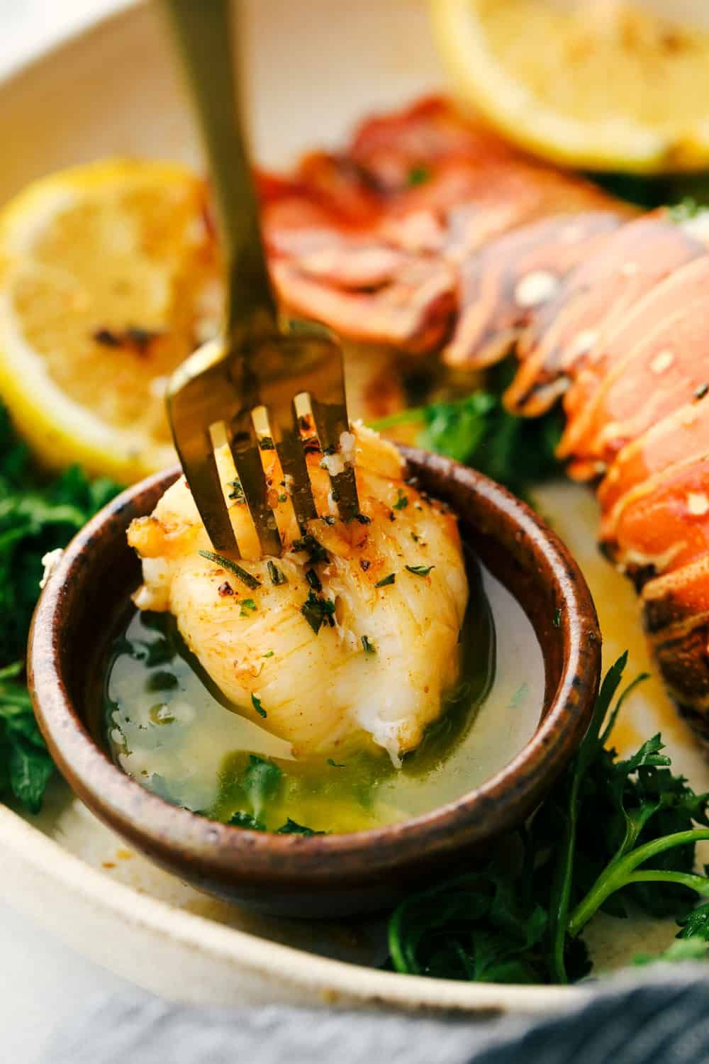 The Best Lobster Tail Recipe Ever is a decadent dinner