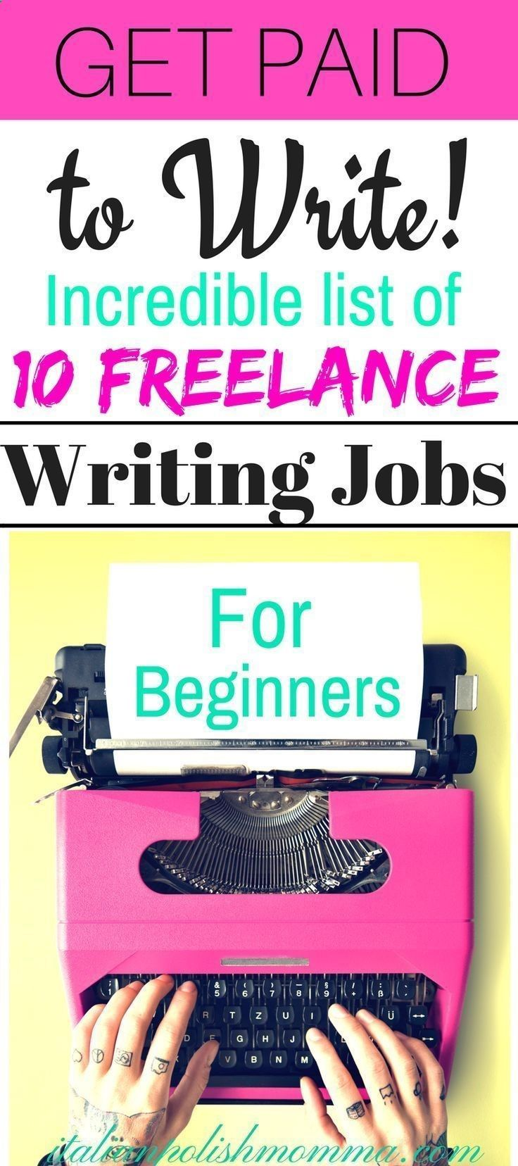 Pin by bow on Write6.7.18 Freelance writing jobs