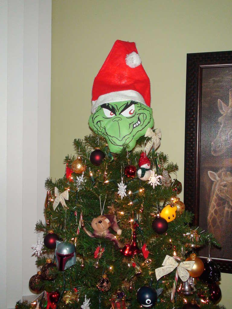 Diy grinch christmas decorations - Grinch Christmas
