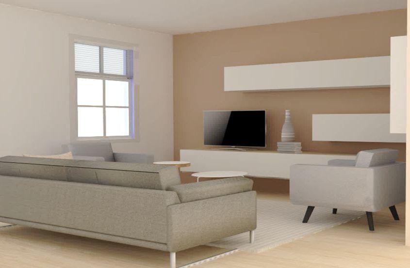 interieuradvies woonkamer de wilp groningen by Via Lin | Via Lin ...