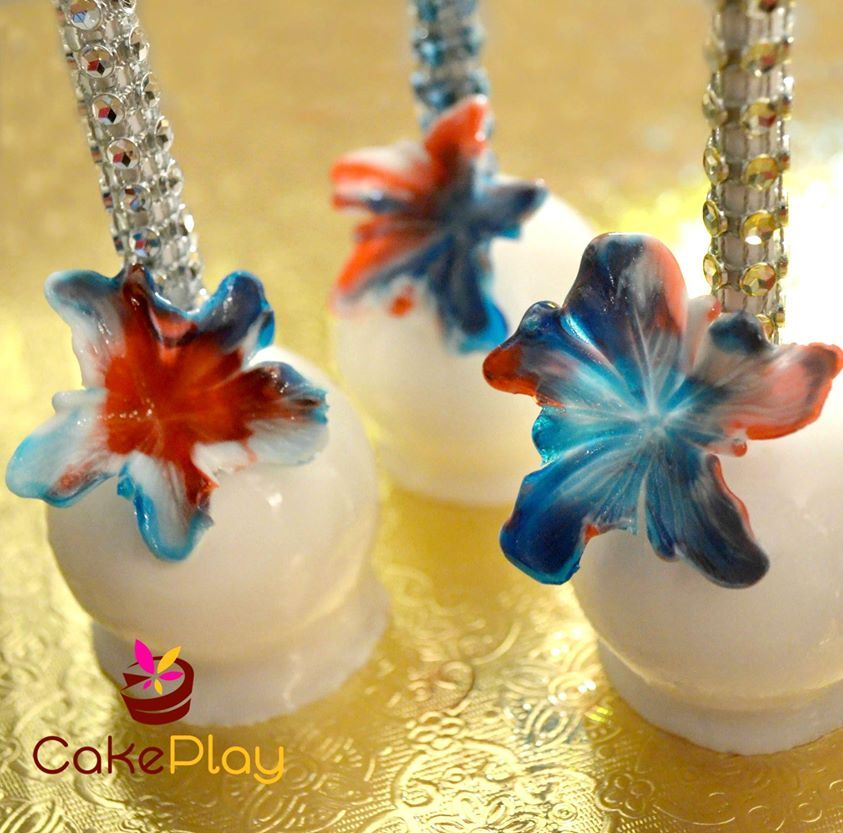 CakePlay Flores