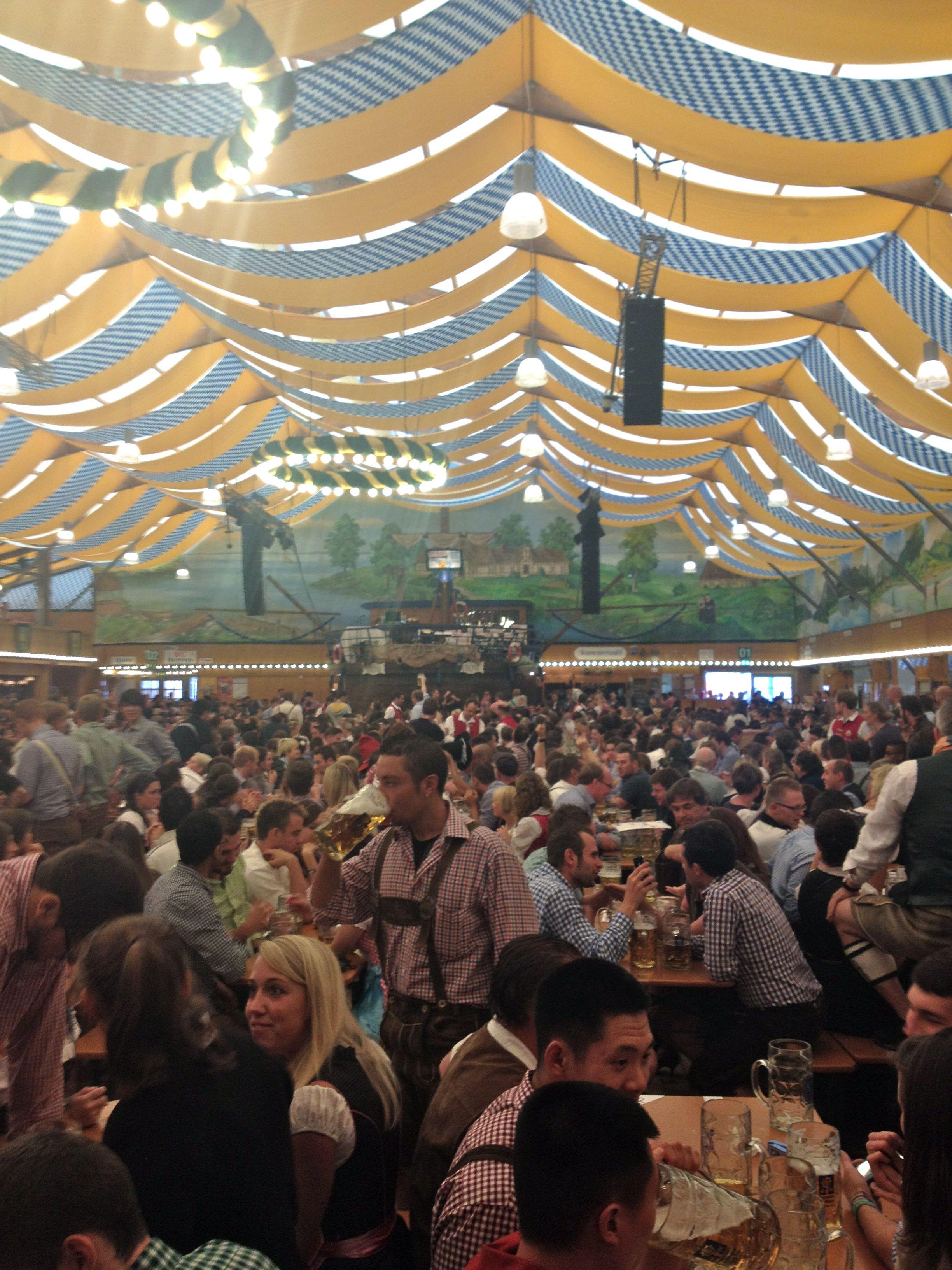 Oktoberfest - Munich, Germany | Places I've Been ...