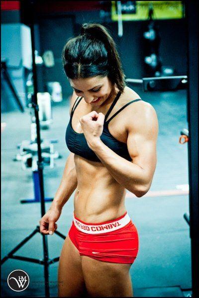 Crossfit Body Women The Top 20 Fitt...