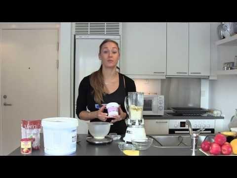 Celestine laver proteinvafler