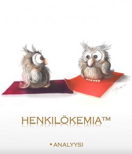 HENKILÖKEMIA™ analyysi