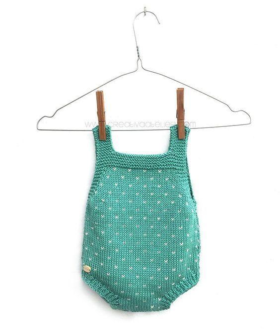 peto para bebes crochet. Patrones de Crochet para Bebes | ropita ...