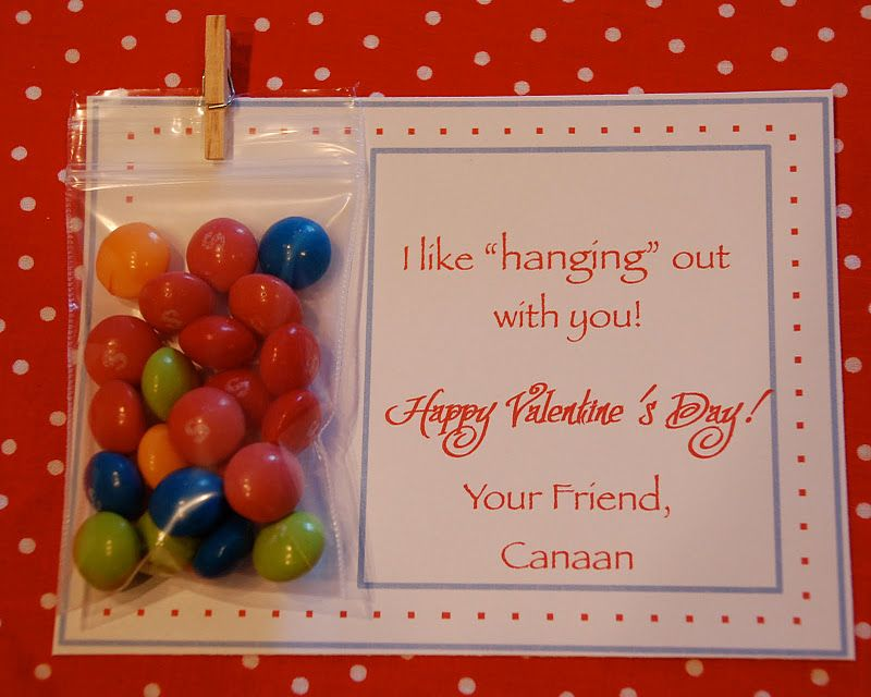 Cute Valentine S Day Idea For The Kids Or For A Coworker