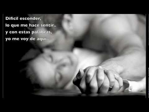 Enrique Iglesias - No llores por mi (letra) - YouTube
