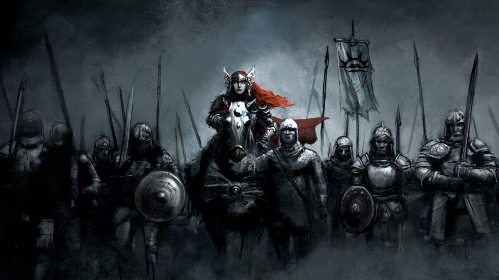Baldur S Gate Siege Of Dragonspear To Hit Android This Week Army Wallpaper Artwork Art