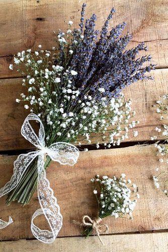 33 bouquets de mariage de fleurs sauvages non seulement pour le mariage de pays – Gute Texte