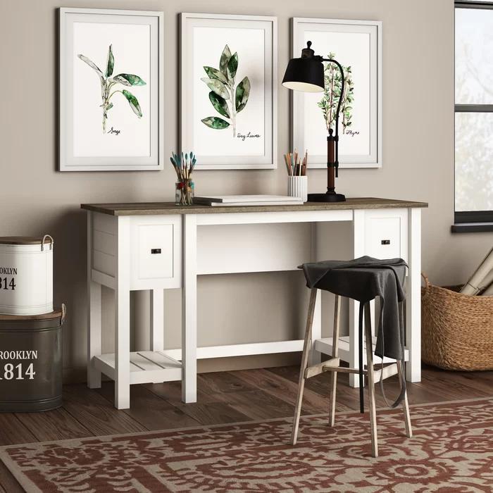 Myrasol Desk Desk, Desk and chair set, Home office