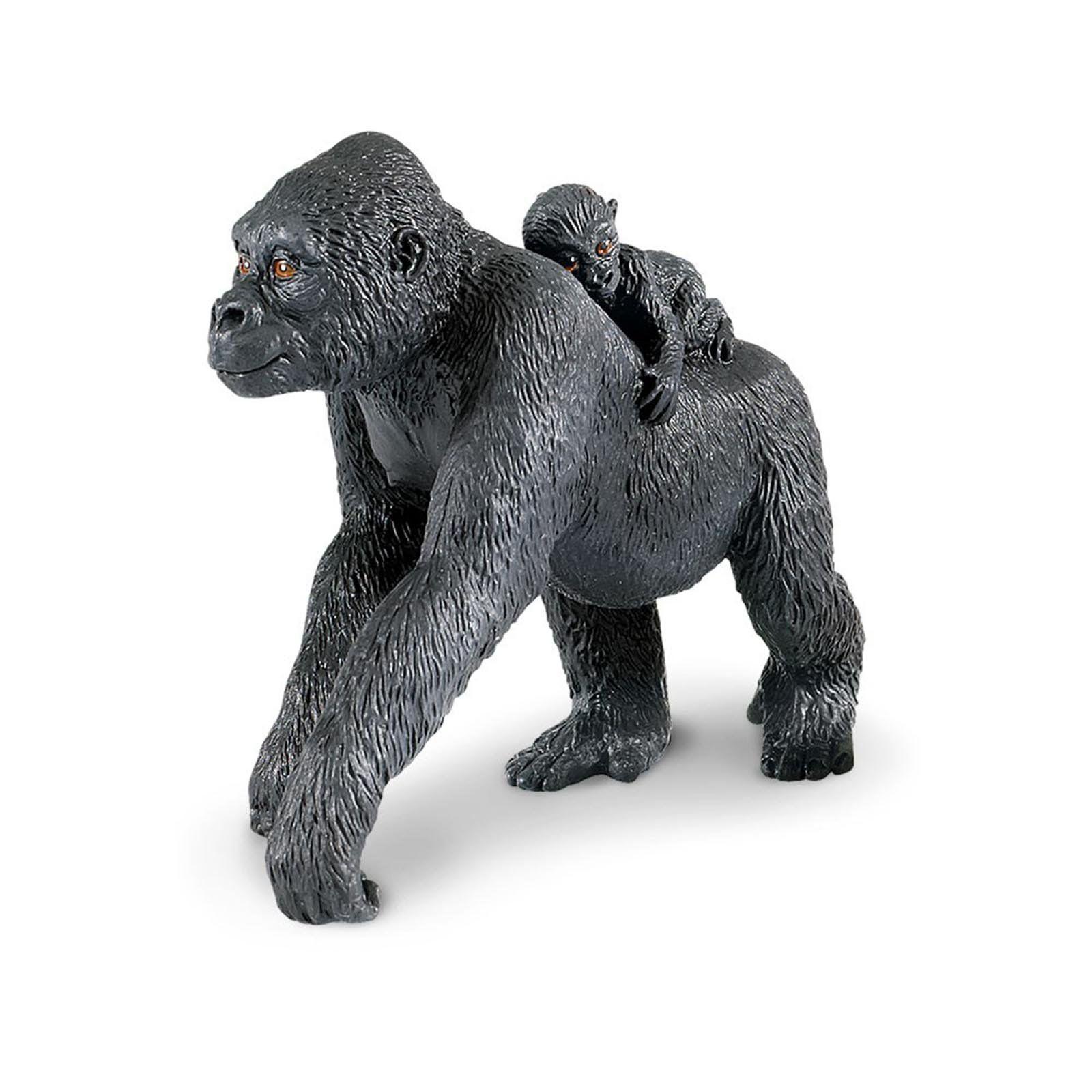 Schleich 14771 Gorilla Femelle 8 cm Série Animaux Sauvages