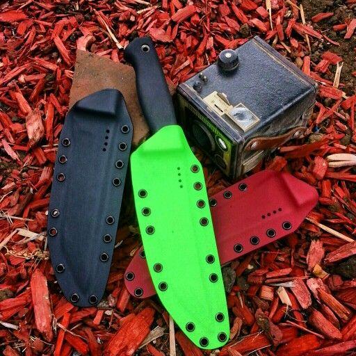 Swamp Rat Taliwhaker W/ Kydex Sheaths J&G Designs