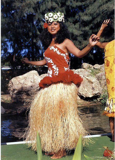 Polynesian dancing. like momma wong here. check.