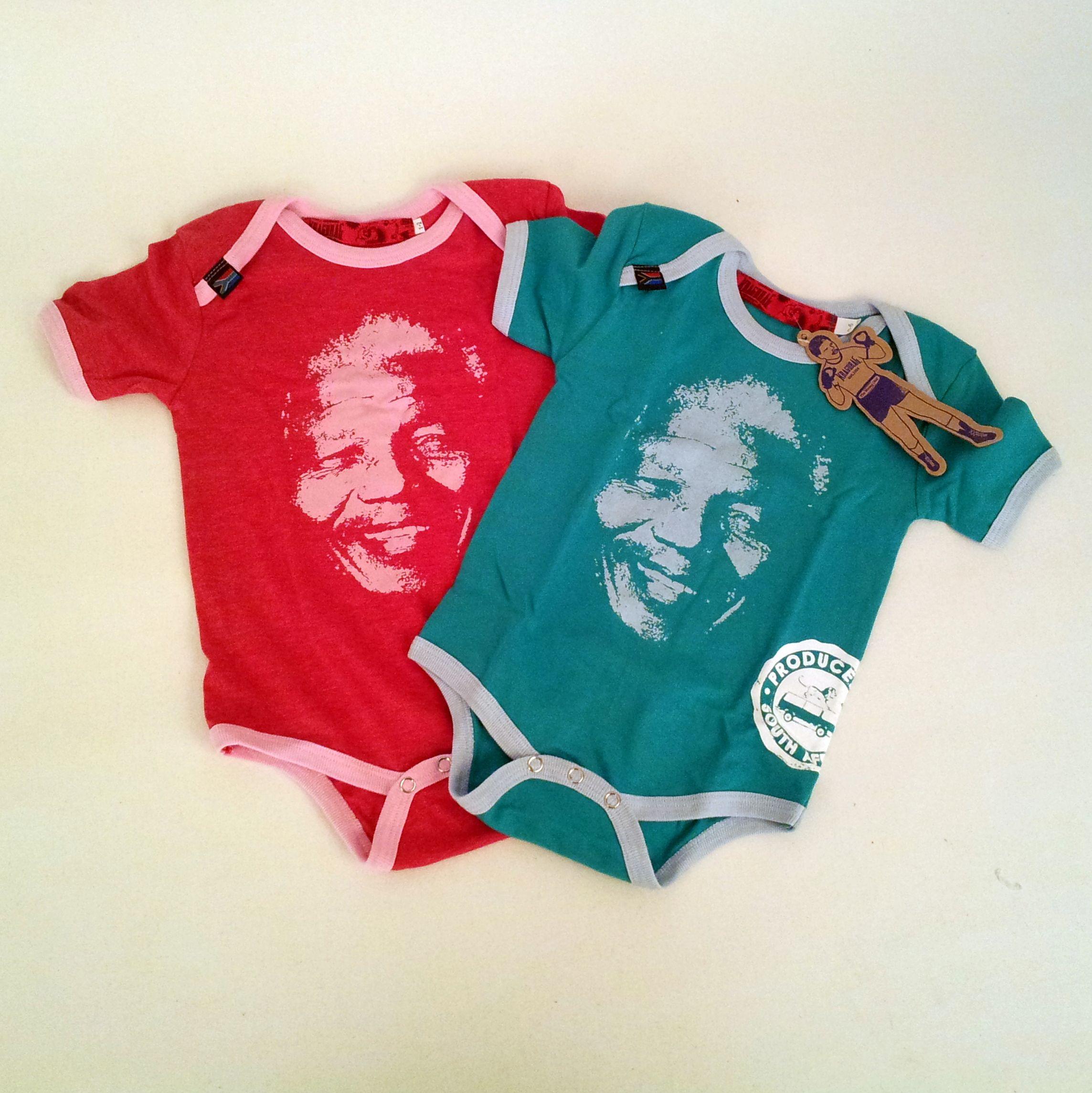 c99fe7a8f26a Bangalala Madiba Baby Grow R 195