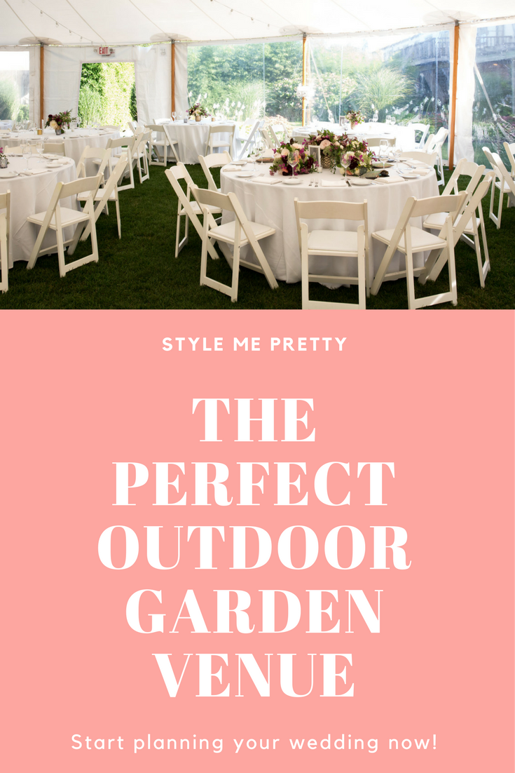 We Found Your Venue If You\'re Wanting Backyard Wedding Vibes