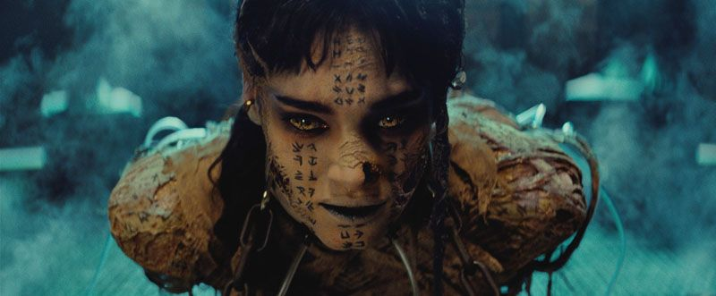 "SOFIA BOUTELLA as Ahmanet in a spectacular, all-new cinematic version of the legend that has fascinated cultures all over the world since the dawn of civilization: ""The Mummy."" From the sweeping sands of the Middle East through hidden labyrinths under modern-day London, ""The Mummy"" brings a surprising intensity and balance of wonder and thrills in an imaginative new take that ushers in a new world of gods and monsters."