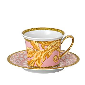 Rosenthal Meets Versace Byzantine Dreams Low Cup - Dining & Entertaining - Home - Bloomingdale's