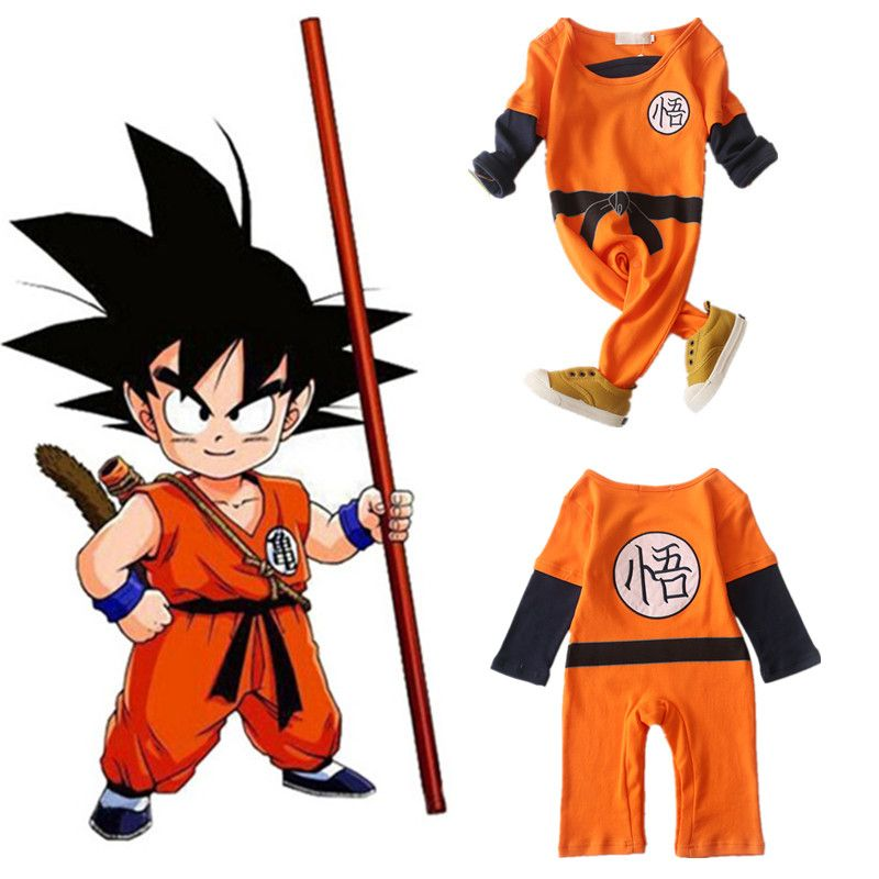 Dragon Ball Son Goku Cosplay Shoes Costume Anime Collection Gift Full Size New
