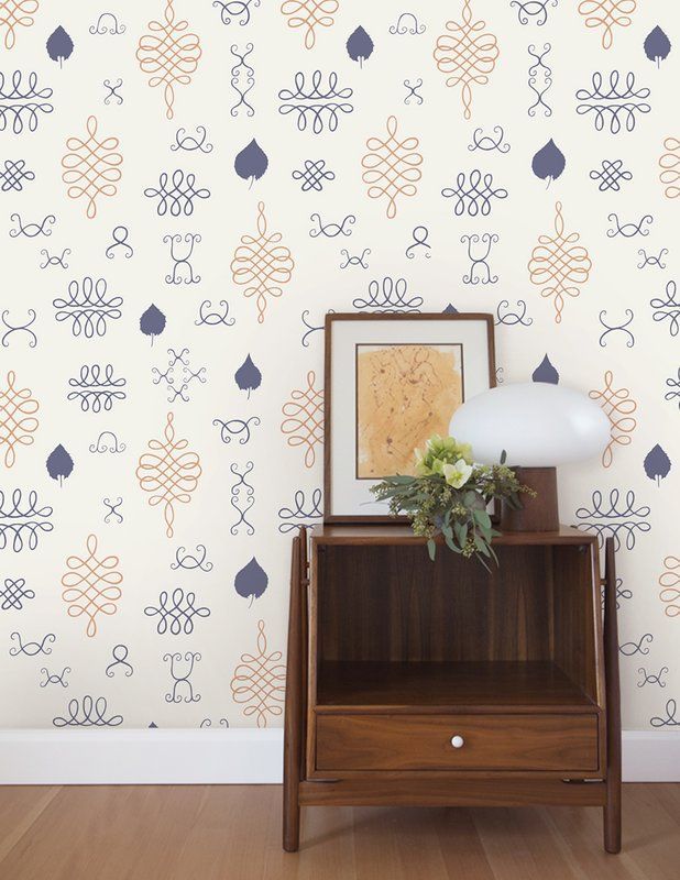 After Chinterwink 15 x 27″ Wallpaper Roll