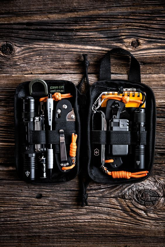 cool pocket dump edc everyday carry gear gadgets daily tactical