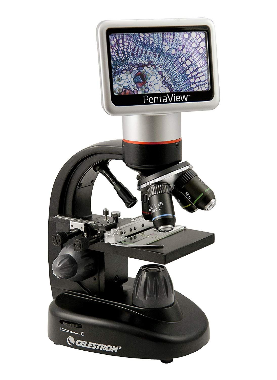Celestron PentaView 5 MP LCD Digital Microscope (с