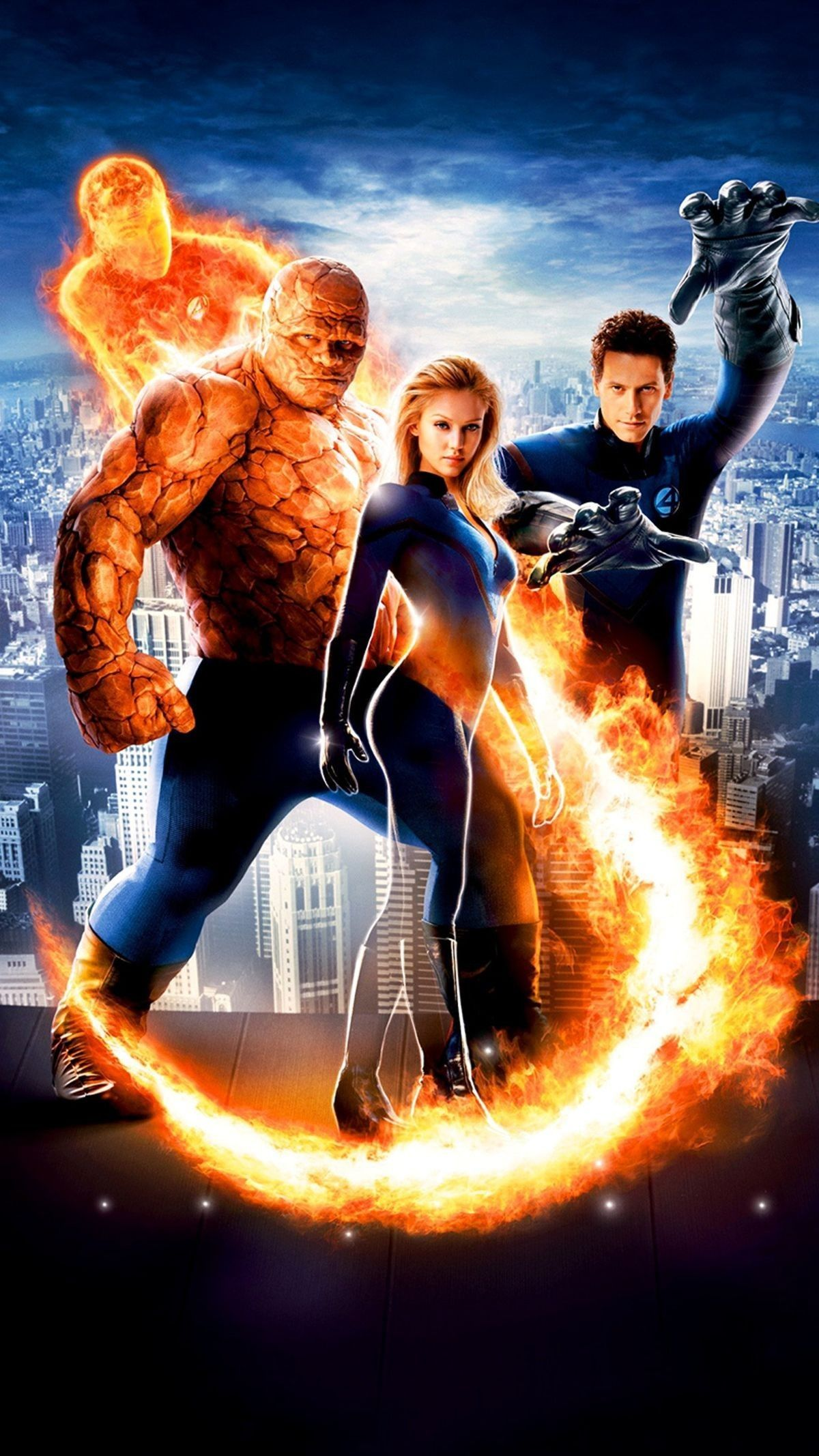 Fantastic Four 2005 German Stream