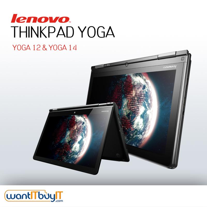 Lenovo ThinkPad Yoga 14 - Built for business. Built for life. Explore ThinkPad further: http://bit.ly/1Tt2oLy
