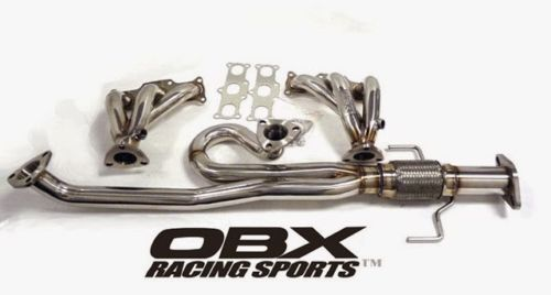 Obx Exhaust Header Manifold Fits 93 97 Probe Gt Mx 6 Ls 2 5l V6