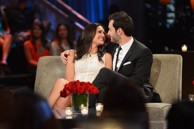 Desiree Hartsock and Chris Siegfried, The Bachlorette