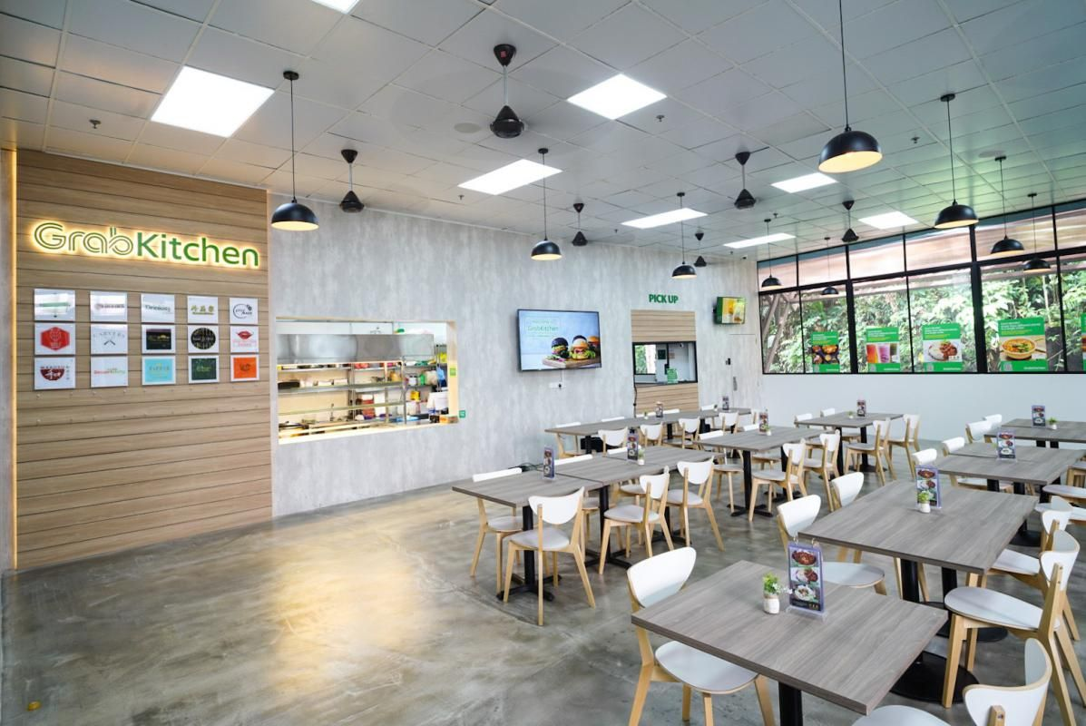 Grab opens first GrabKitchen in Singapore in 2020 Cloud