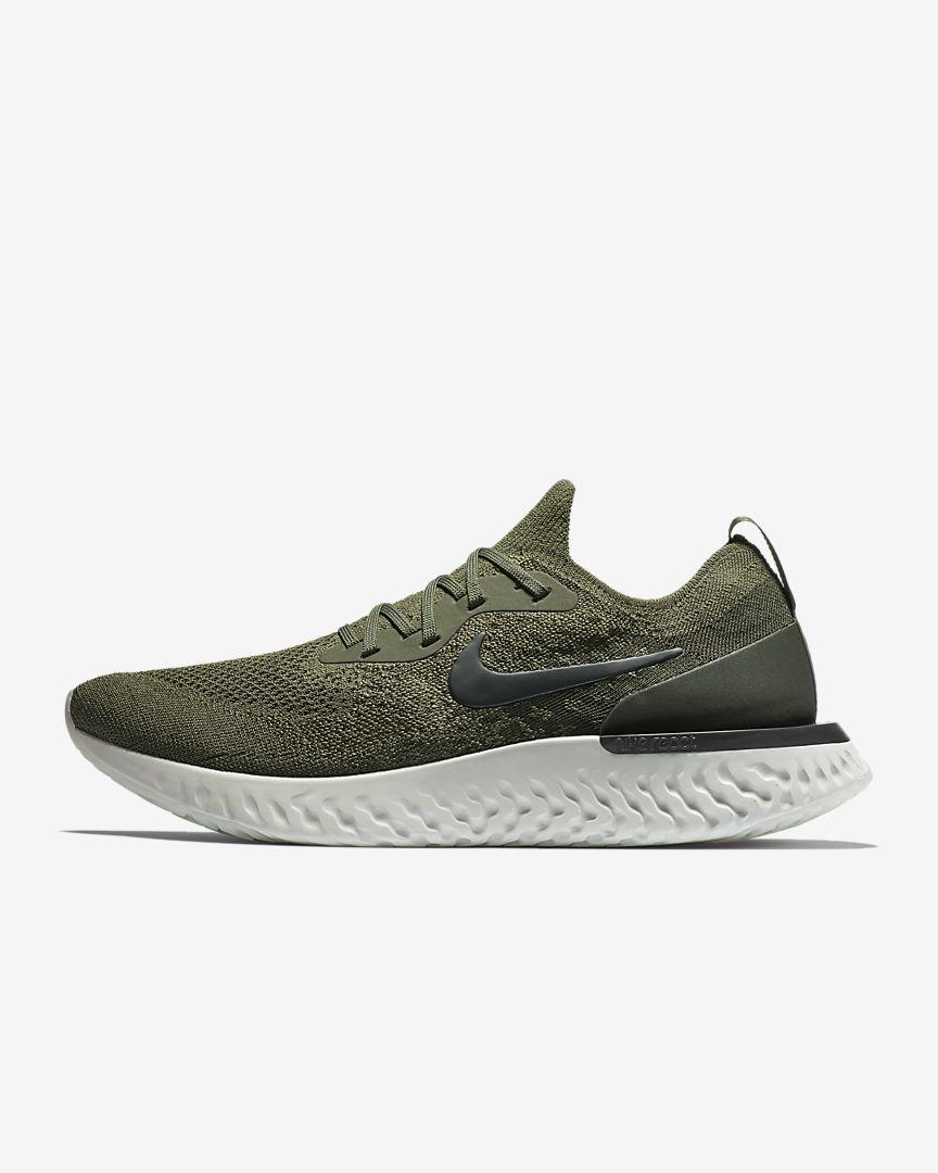 027b223431f9 Nike Epic React Flyknit Men s Running Shoe