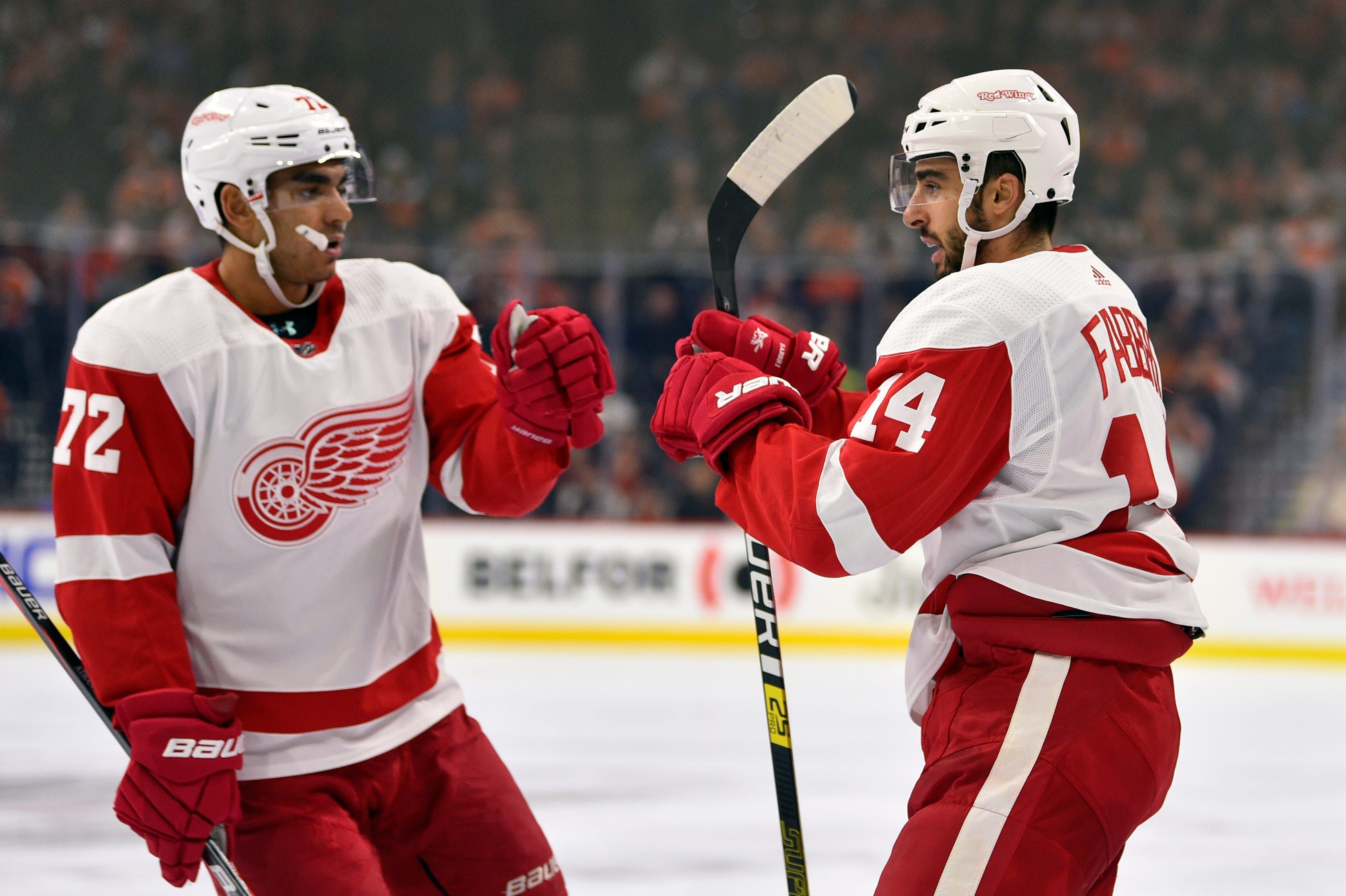 Game thread Red Wings lose to Capitals, 52 Red wings