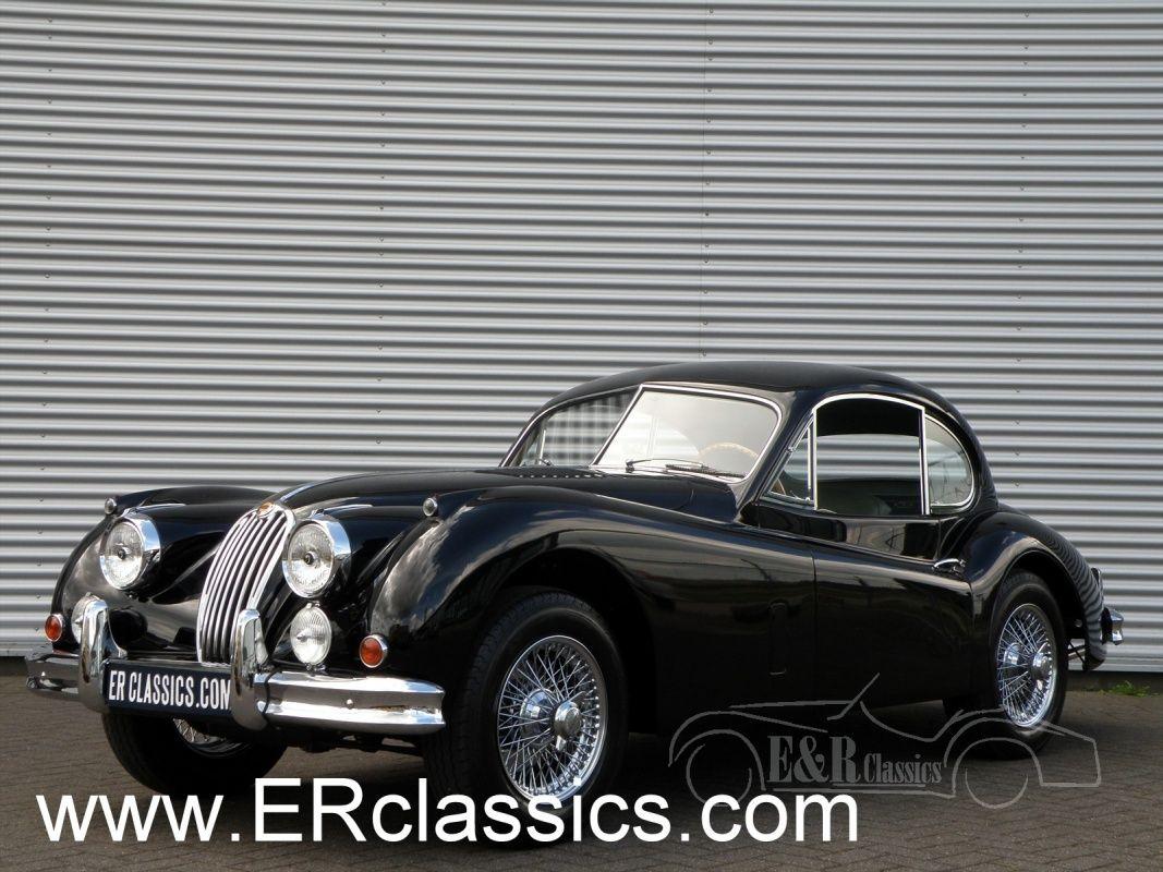1957 Jaguar XK 140 - Jaguar XK140 SE FHC Nut and Bolt TOP restored ...
