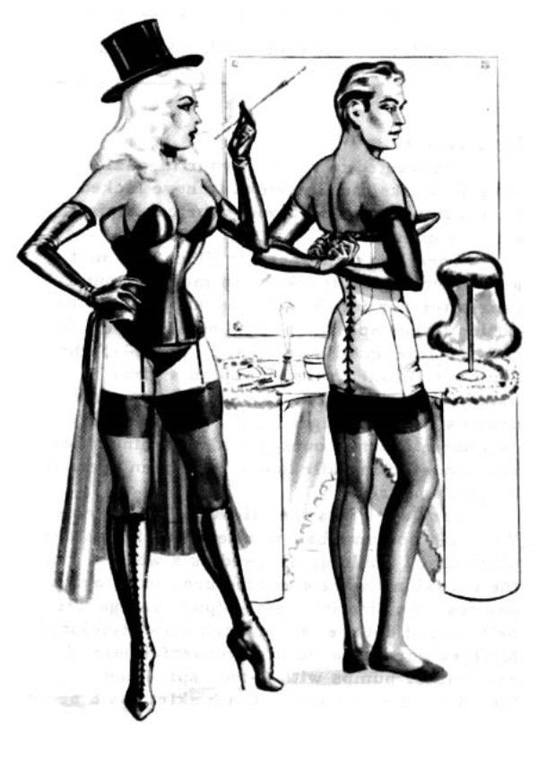 Vintage Forced Feminization