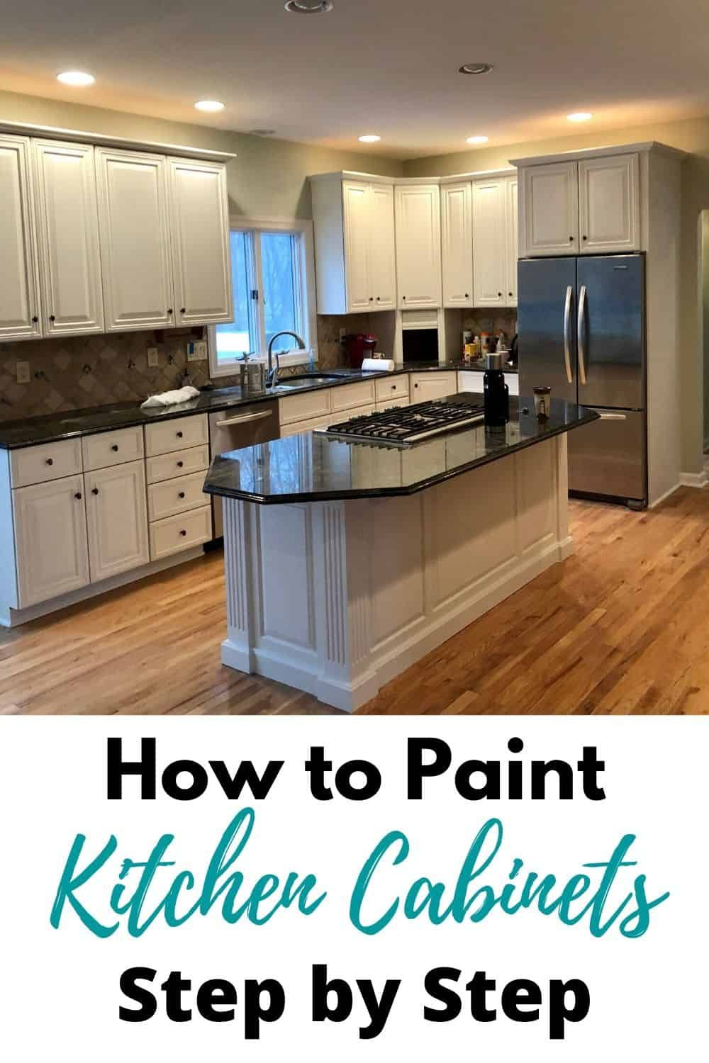 How To Paint Kitchen Cabinets Tips For A Smooth Finish West Magnolia Charm Diy Kitchen Cabinets Makeover Painting Kitchen Cabinets Diy Kitchen Renovation