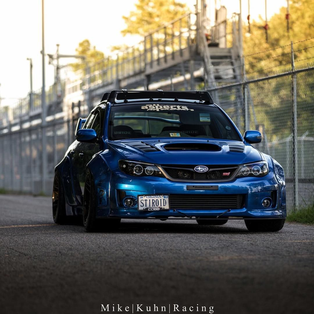 Widebody Sti Owned By Stiroid5058 Photo By